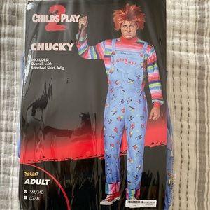Child's Play Chucky Costume